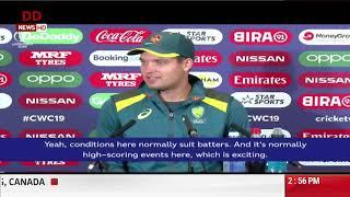 Sports Prime: ICC Cricket World Cup 2019|Australia v Bangladesh