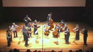 A Far Cry - Bartok: Divertimento for Strings, Mvmt. 3