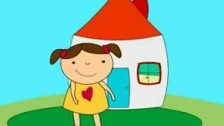 Песня на английском для детей про дом