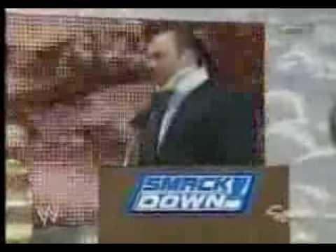 2004 RAW Draft Lottery 3/10