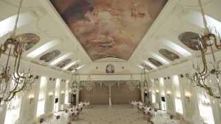 Звездная свадьба в Летнем Дворце