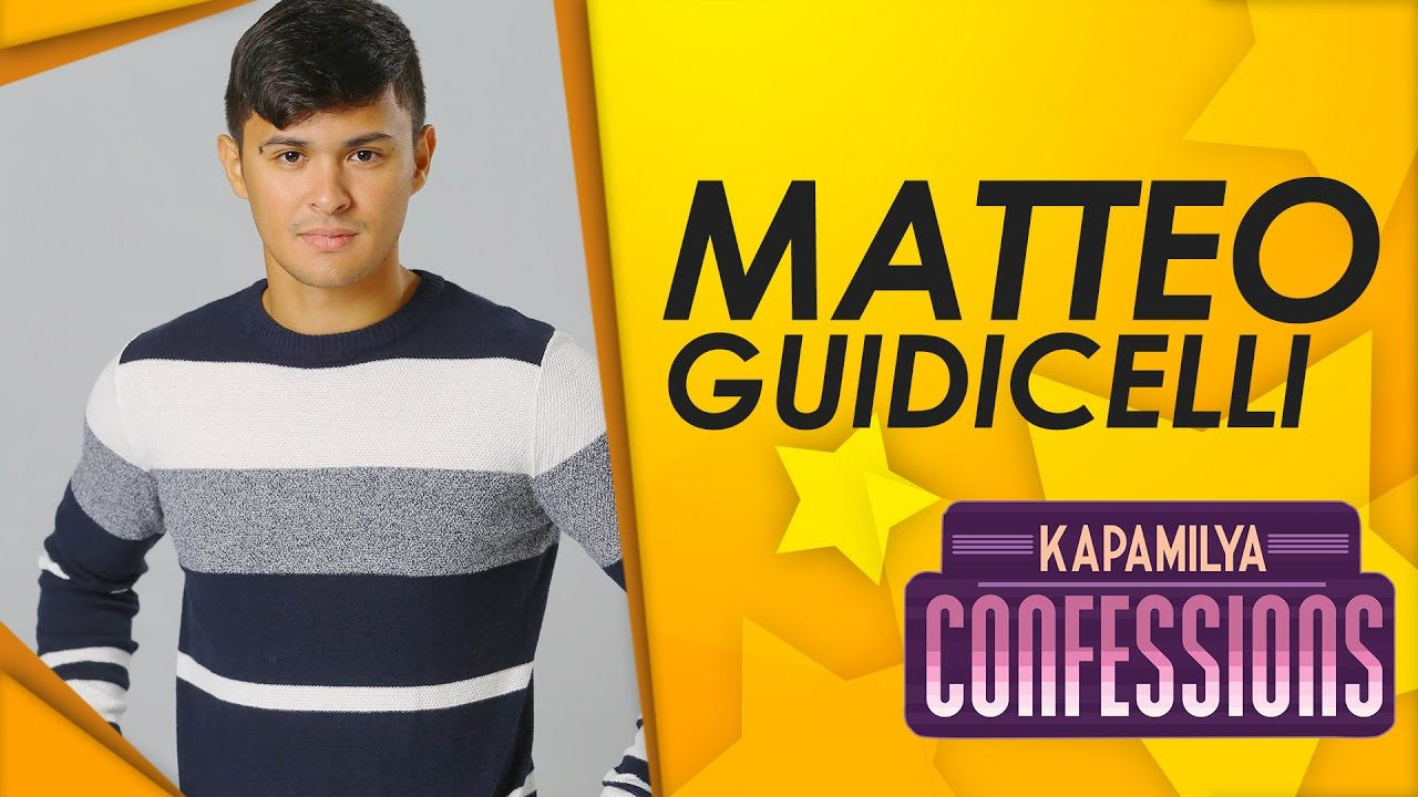 Kapamilya Confessions with Matteo Guidicelli | YouTube Mobile Livestream