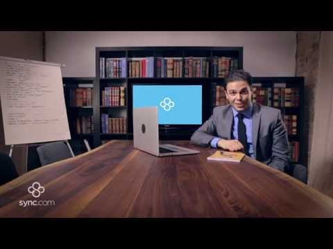 Sync.com — Secure cloud storage and file sharing from YouTube · Duration:  2 minutes 44 seconds