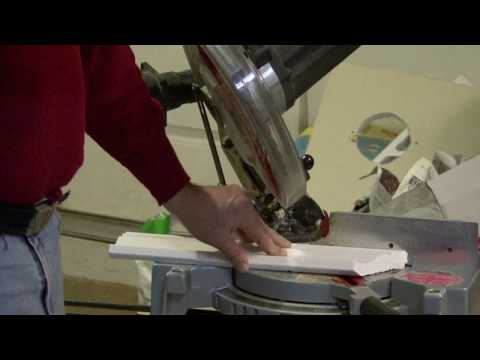 Home Improvement Maintenance Tips How To Cut Crown Molding