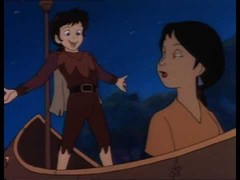 Peter Pan and the Pirates Episode 33 - river of night - PART 1