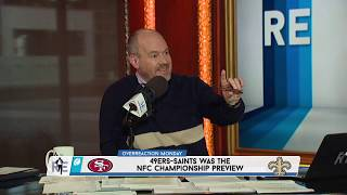 Overreaction Monday: Rich Eisen Talks 49ers vs Saints, OBJ, Titans, Drew Lock, AB and More | 12/9/19