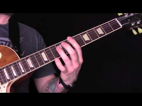 Gleipnir Guitar Tutorial by Skalmold