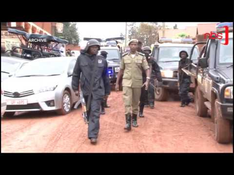Kaweesi Murder Suspects Charged