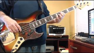 I Guess The Lord Must Be In New York City (Bass Cover)