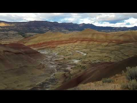 Painted Hills, State Park, Oregon