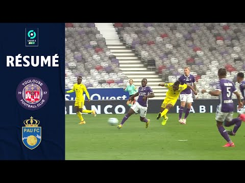 Toulouse Pau Goals And Highlights