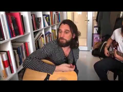 Nic Cester & Milano Elettrica live @ office