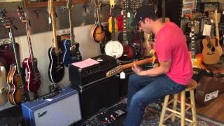 tomsline dumbler vs zen drive at collar city guitars