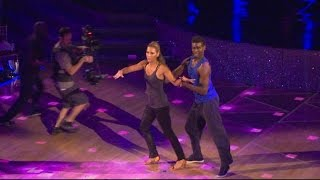 Video 'DWTS' Season 19: Behind the Scenes With the Cast download MP3, 3GP, MP4, WEBM, AVI, FLV Juli 2018