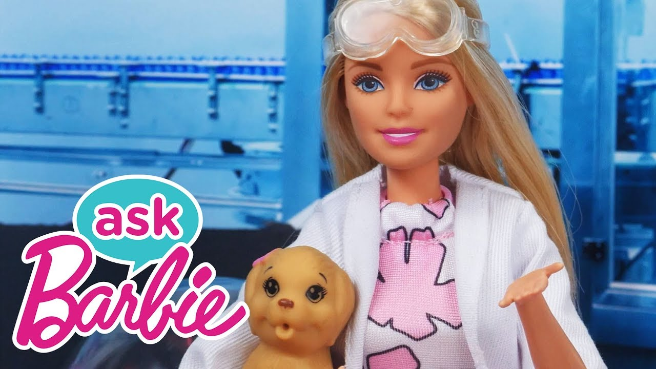Download @Barbie | Ask Barbie About Science Experiments!