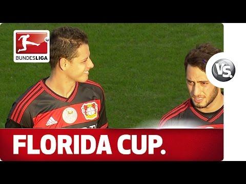 Highlights: Bayer Leverkusen vs. Independiente Sante Fe - Florida Cup