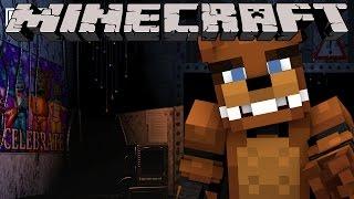 Minecraft - FREDDY TRIES TO KILL ME IN PRISON!