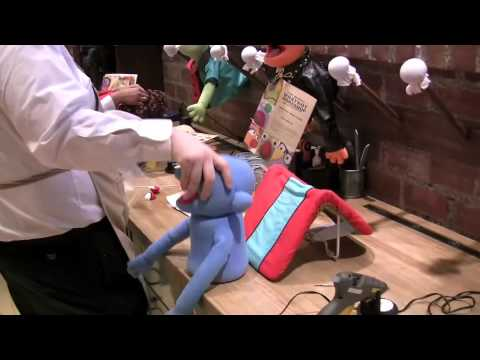 MPB Podcast: The Muppet WhatNot Workshop