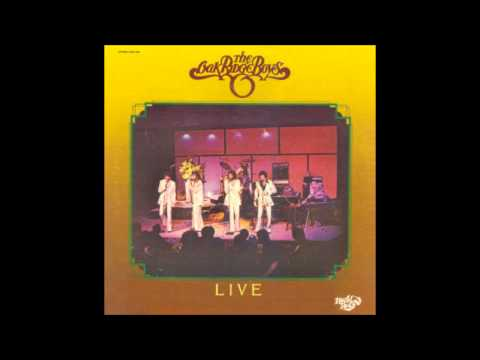 Oak Ridge Boys LIVE album - 1977