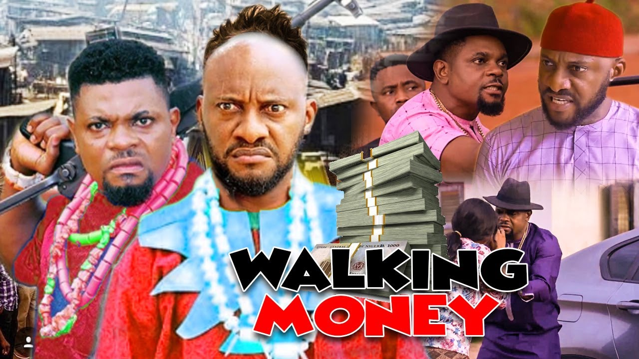 Download Walking Money Complete 1&2 - Yul Edochie & Prince Iyke Olisa Latest Nigerian Nollywood Movies.