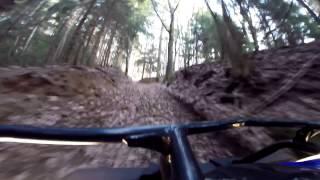 Forest Hillclimb - Kymco MXU 250 S