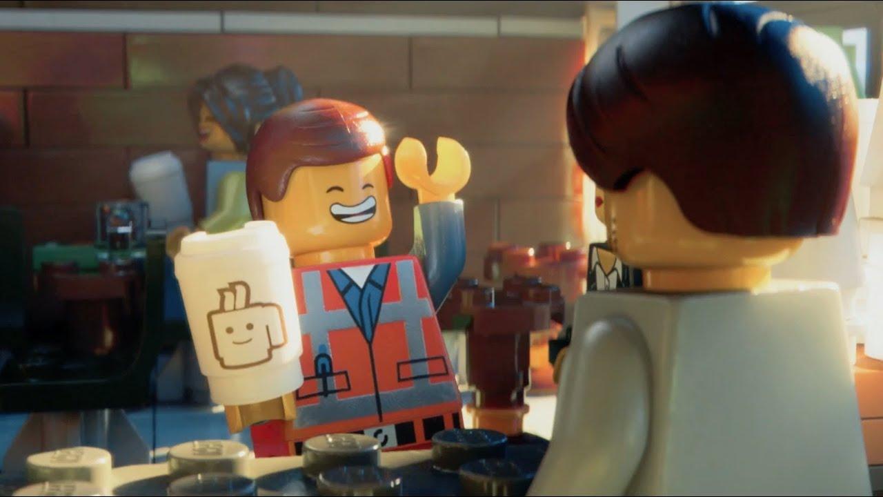 Lego Filmen Et Klodset Eventyr Trailer Youtube