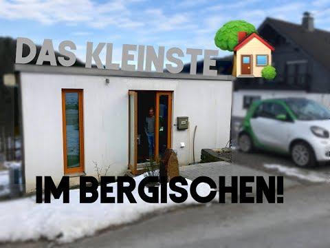 Das KLEINSTE Haus im Bergischen