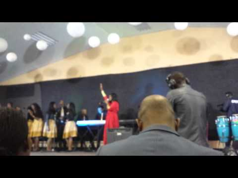 Forward we go praise choir- I need you Lord