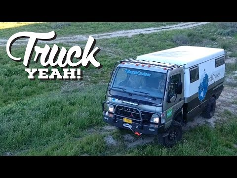 Check Out Every Awesome Detail Of This $200,000 Adventure Camper