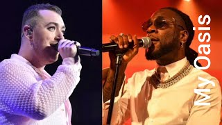 My Oasis Sam Smith ft. Burna Boy