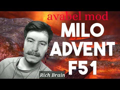 Avabel Online Mod : Milo Advent F51