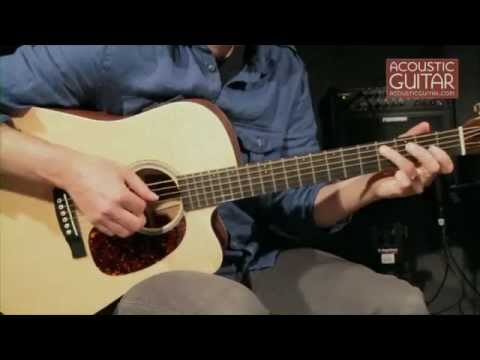 Martin DCPA4 Siris Review from Acoustic Guitar