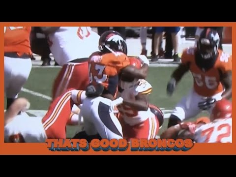 Broncos vs Chiefs Throwback Thursday