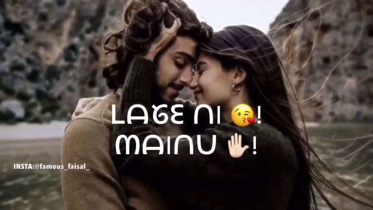 Tere bina lagda nahi ji mera WhatsApp status female version ringtone pro #terdingsong