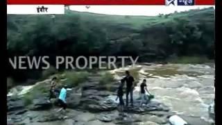 Patalpani waterfall in Indore
