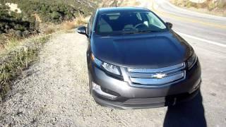 Chevrolet Volt Test Drive Impressions