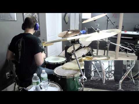 Deftones-Knife Party (DRUM COVER) - YouTube