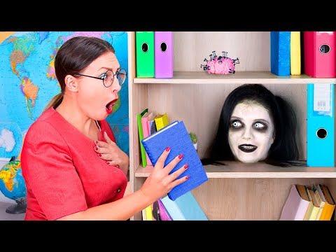 Zumbi Na Escola! / 11 DIY De Materiais Escolares De Zombie