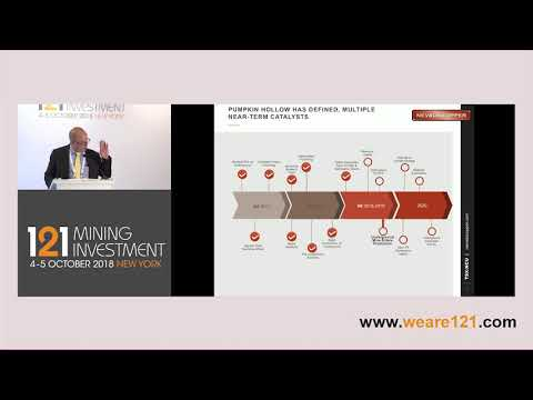 Presentation: Nevada Copper - 121 Mining Investment New York October 2018
