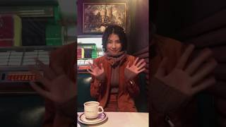 BOTTEGA VENETAコラボムービー/佐久間由衣さんコメント 佐久間由衣 検索動画 21