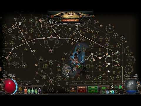 Path of Exile Legion [3.7]: Budget Semi-Autobomber Guide (Staff Assassin)