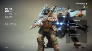 Horrible Titanfall 2