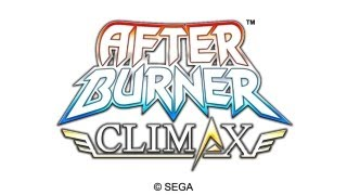 After Burner Climax - Universal - HD Gameplay Trailer