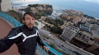 MC Commute - 2017 Ducati Monster 1200 S: Lost in Monaco!