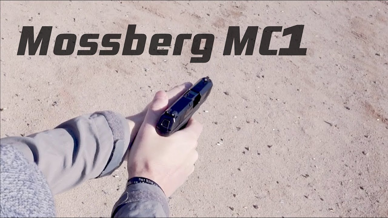 Mossberg MC1: A New Single Stack 9 SHOT Show 2019 - The Mag Life