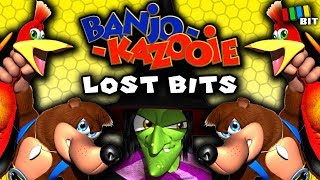 Banjo-Kazooie LOST BITS   Unused and Cut Content [TetraBitGaming]