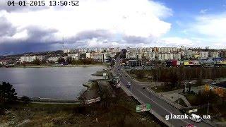 Буря в Хмельницком 01 апреля 2015
