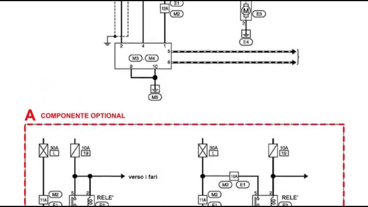 Schemi Elettrici Nissan : Tutorial metodo di lettura schemi originali nissan youtube