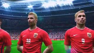 2018 Fifa World Cup Qualification: GERMANY - NORWAY