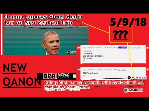 "Q ANON NEW""SUICIDE WATCH/WE ALL MAKE MISTAKES""5/9/18"